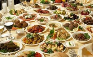 ლიბანური სამზარეულო