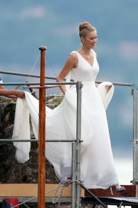 Arrivals At Pierre Casiraghi And Beatrice Borromeo Wedding Reception