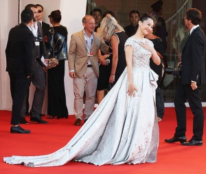 Closing Ceremony And 'Lao Pao Er' Premiere - 72nd Venice Film Festival