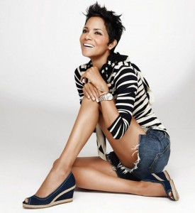 Halle Berry for '5th Avenue by Halle Berry' (Spring 2012) Ad Cam
