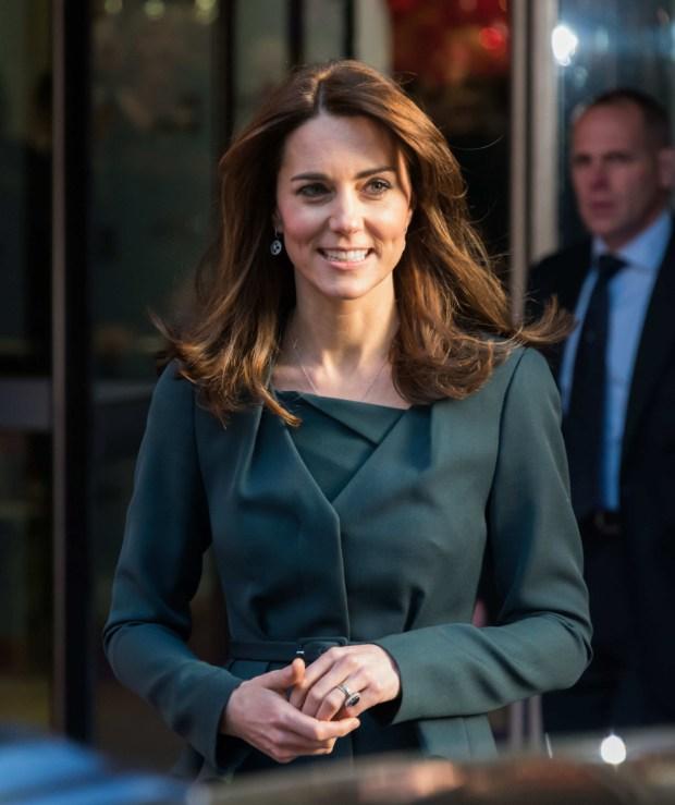 Mandatory Credit: Photo by Nils Jorgensen/REX Shutterstock (5490223i) Catherine Duchess of Cambridge ICAP's 23rd Annual Charity Day, London, Britain - 09 Dec 2015 Annual fundraising event where all of the company's revenues and commissions are given away to select charities.