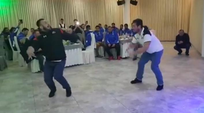 Video : ქართველი ბორჯღალოსნების ცეკვა, რომელმაც სოციალური ქსელი დაიპყრო