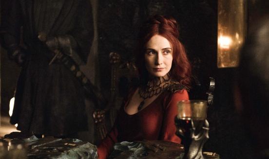 სასწორი - წითელი ქალი, მელისანდრა